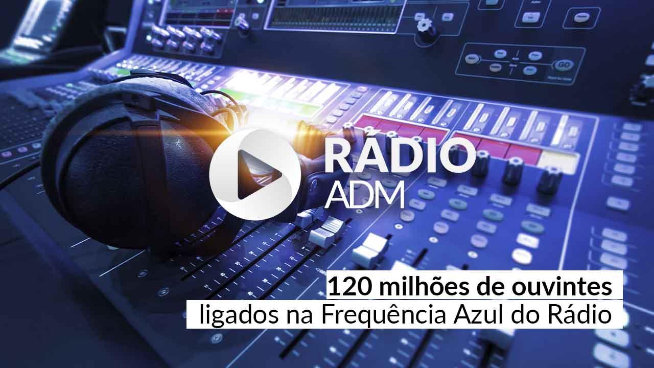 Saldo positivo: Rádio ADM comemora a audiência alcançada em 2020
