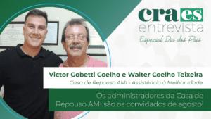 Read more about the article CRA-ES ENTREVISTA ESPECIAL: Sucessão empresarial de pai para filho