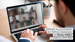 Read more about the article CRA-ES participa de seminário sobre Gestão Pública