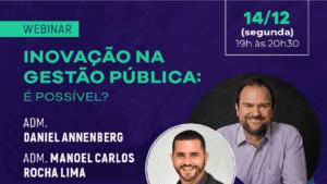 Read more about the article Daniel Annenberg palestra para gestores do Espírito Santo