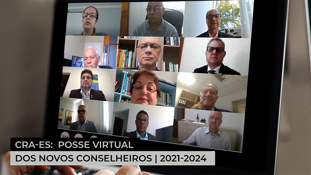 Solenidade de posse dos novos Conselheiros CRA-ES