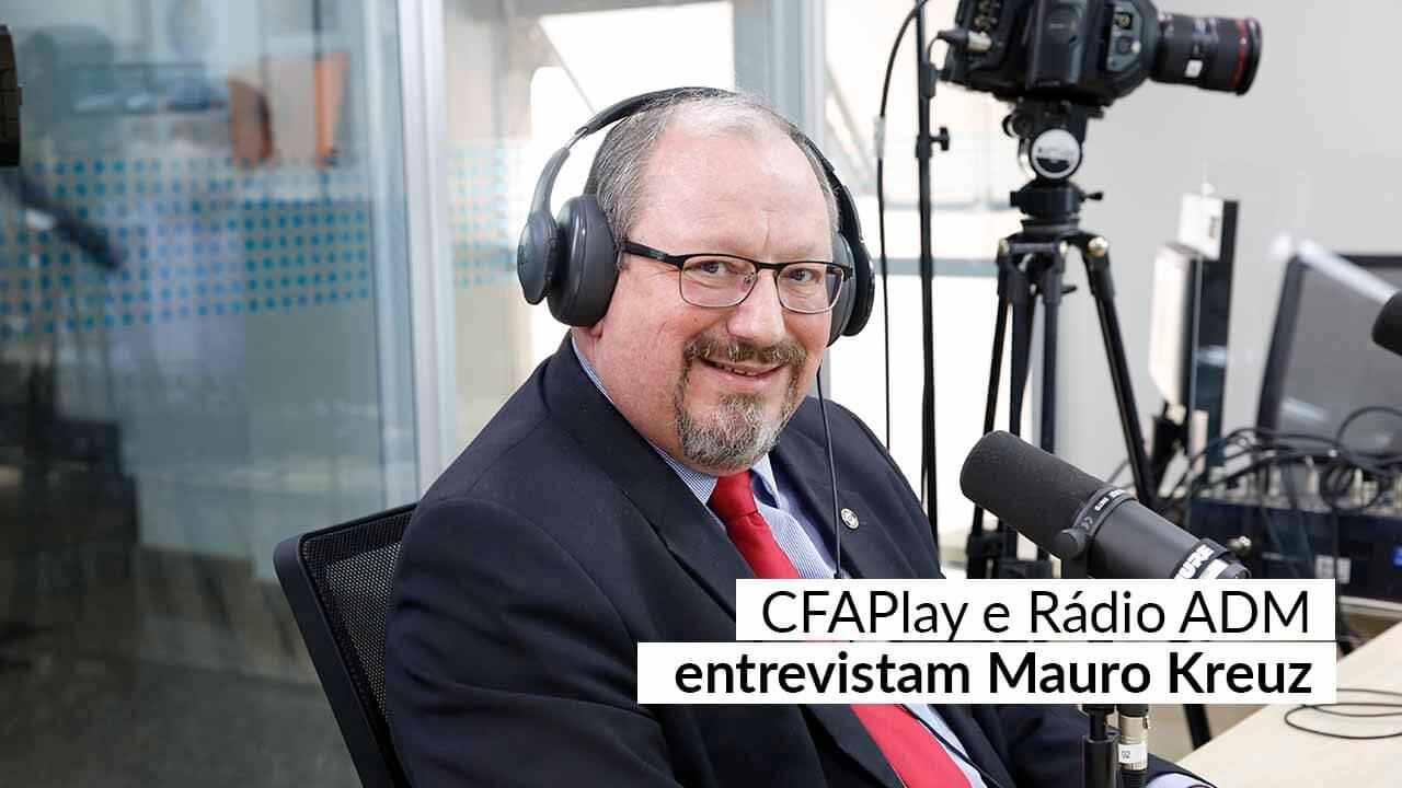CFA: Presidente do CFA fala do compromisso pela Gestão Compartilhada