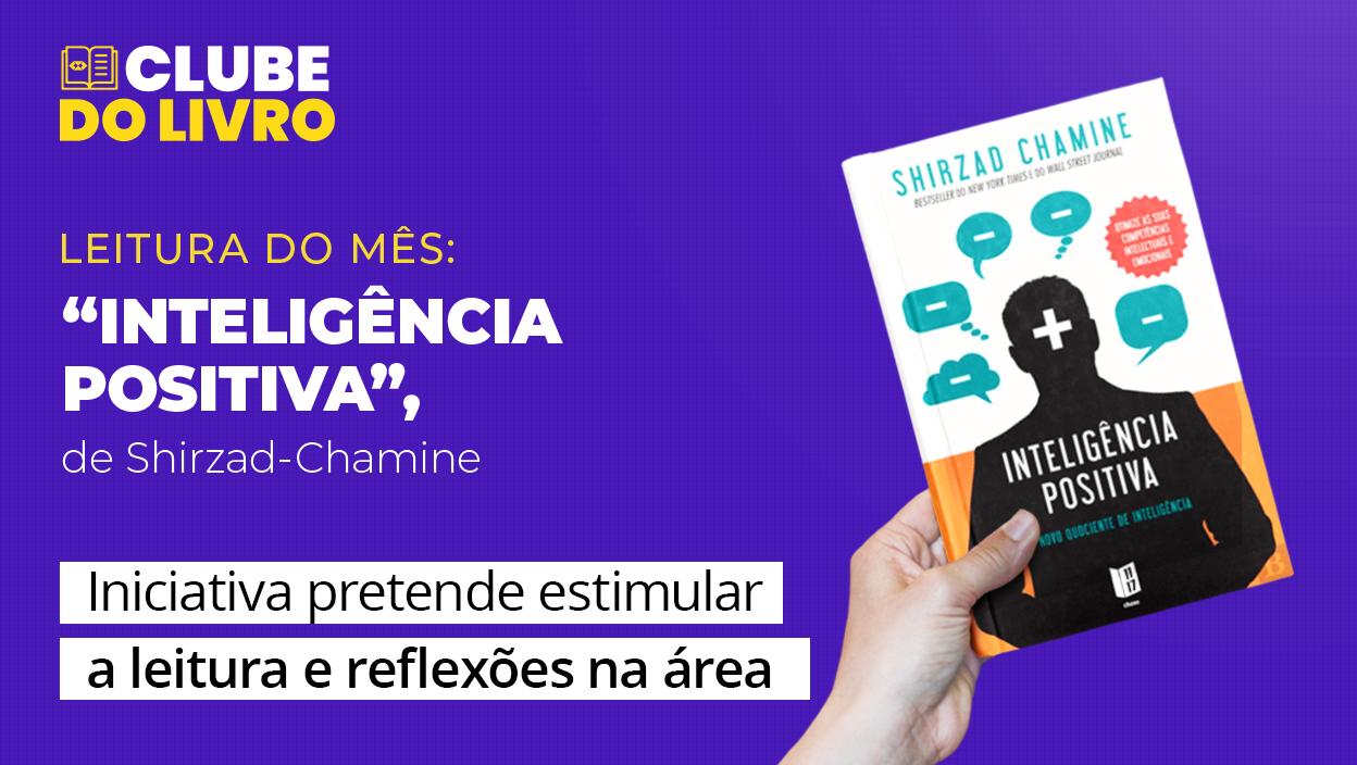 CRA-ES lança Clube do Livro para profissionais de RH