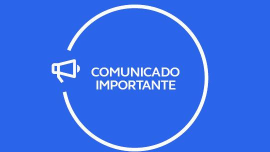 You are currently viewing COMUNICADO: Funcionamento dia 20,  Sexta-Feira