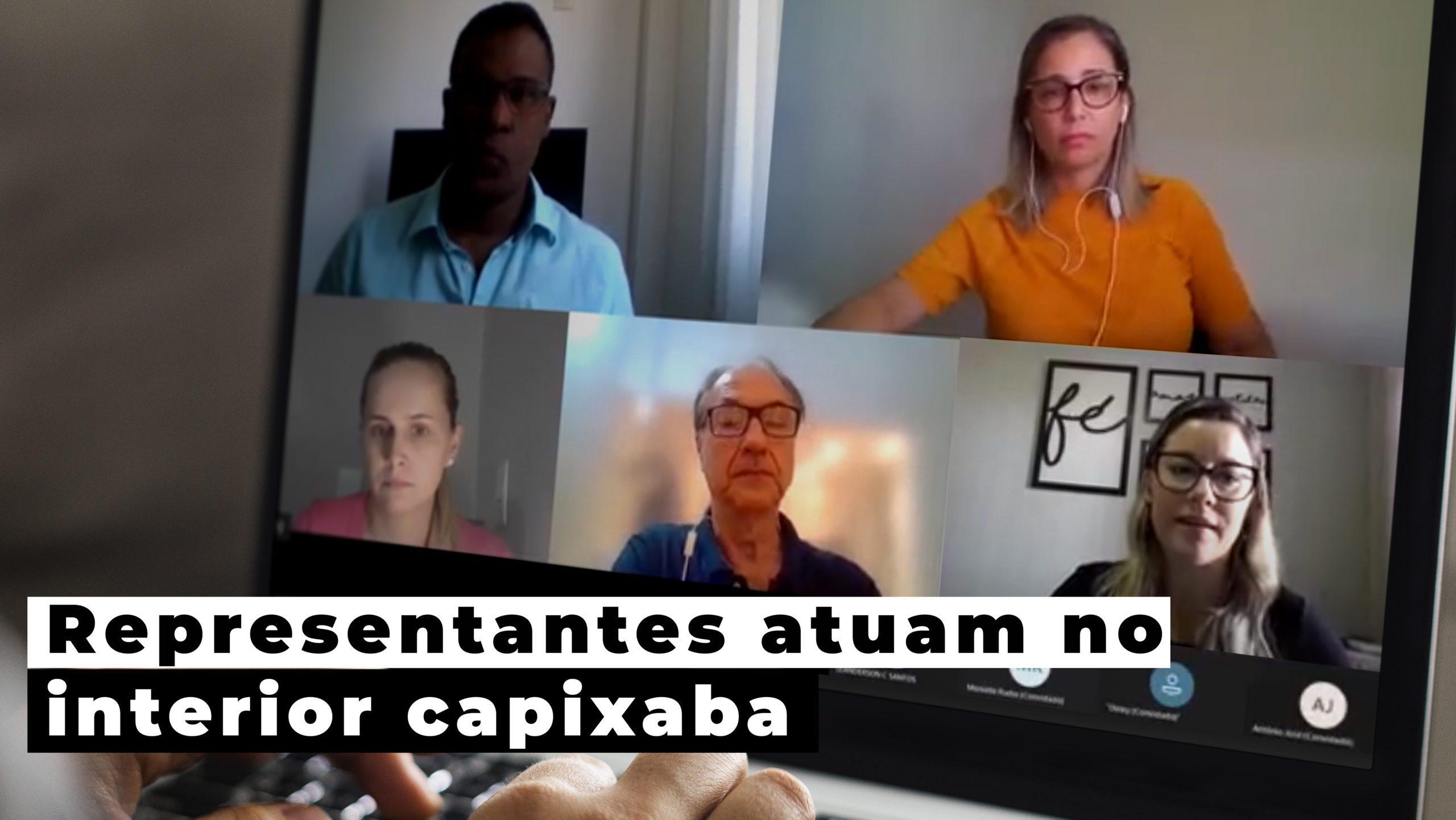 Read more about the article CRA-ES apresenta projeto de Representação Institucional