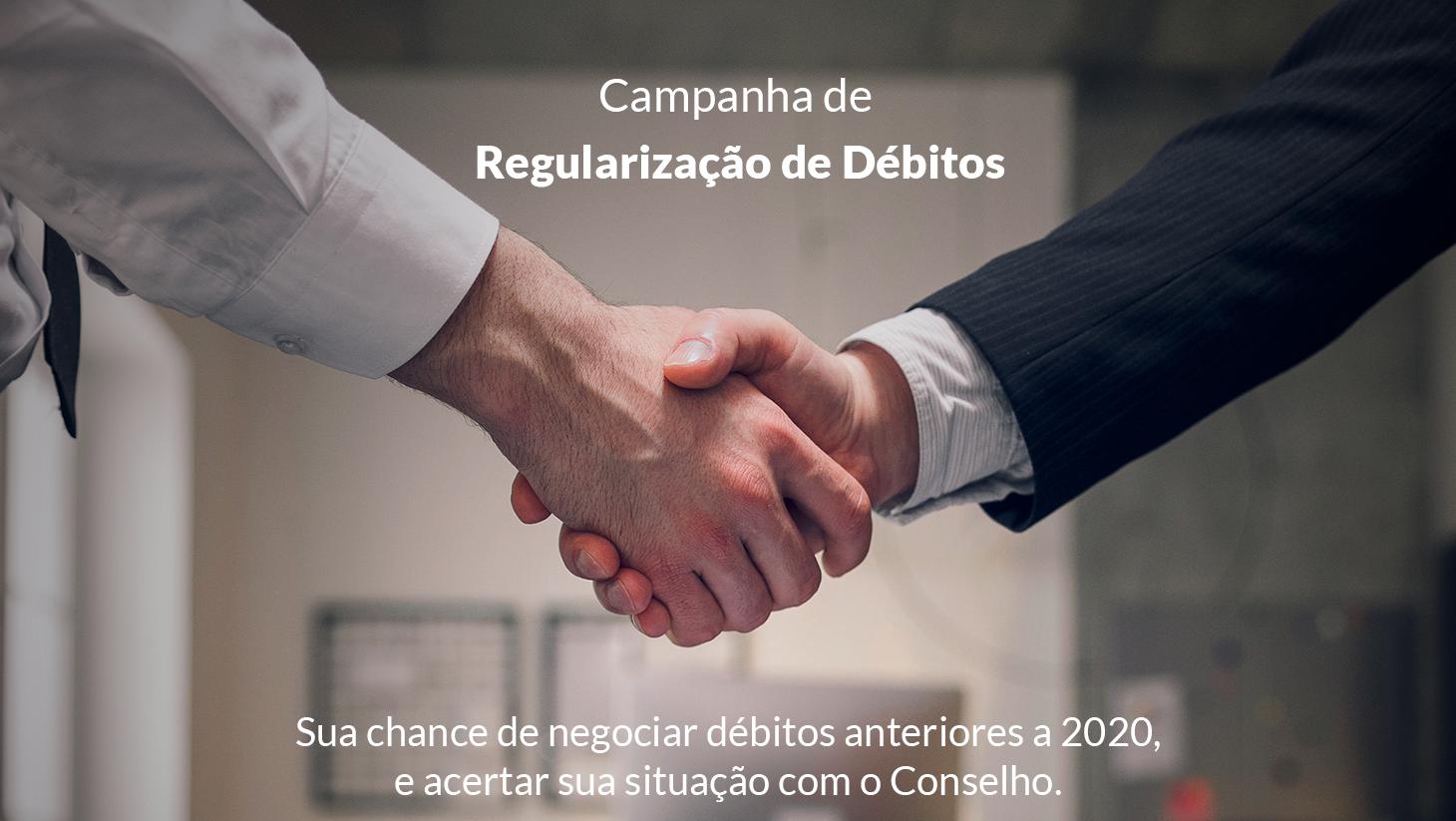 Conciliação dos débitos: Oportunidade de ficar em dia com o CRA-ES