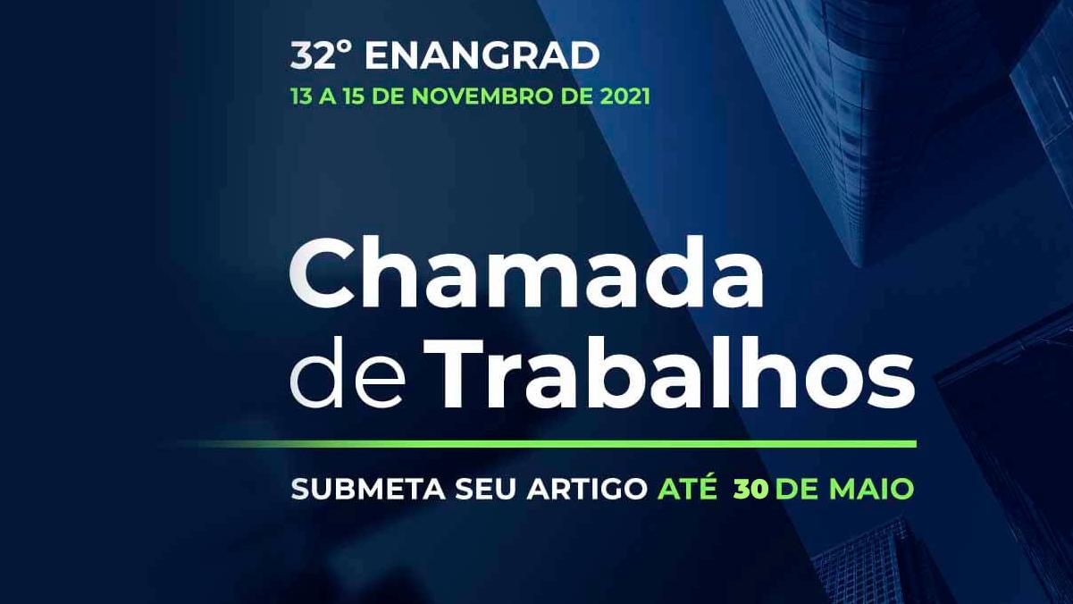 You are currently viewing 32º Encontro Nacional de Cursos de Graduação em Administração