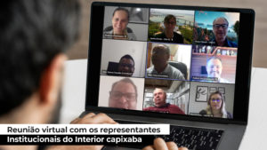 Read more about the article Encontro virtual com Representantes Institucionais