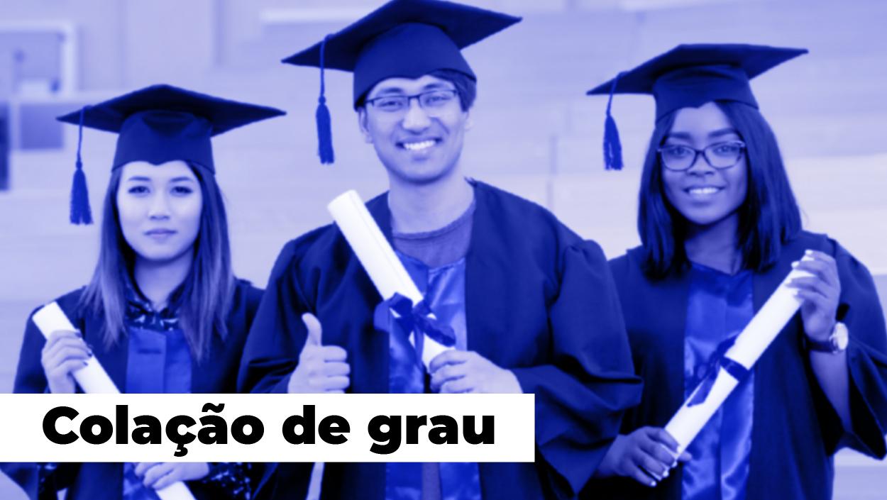 You are currently viewing CRA – ES é presença na colação de grau na Unopar, São Mateus