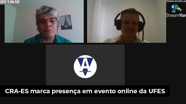 You are currently viewing CRA-ES marca presença na IX Semana da Administração – UFES