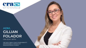 Read more about the article CRA ENTREVISTA | Adm. Gillian Folador,  CRA-ES 28774