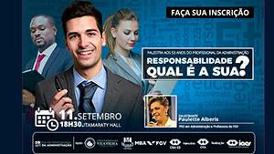 Read more about the article CRA-ES celebra o Dia do Profissional da Administração