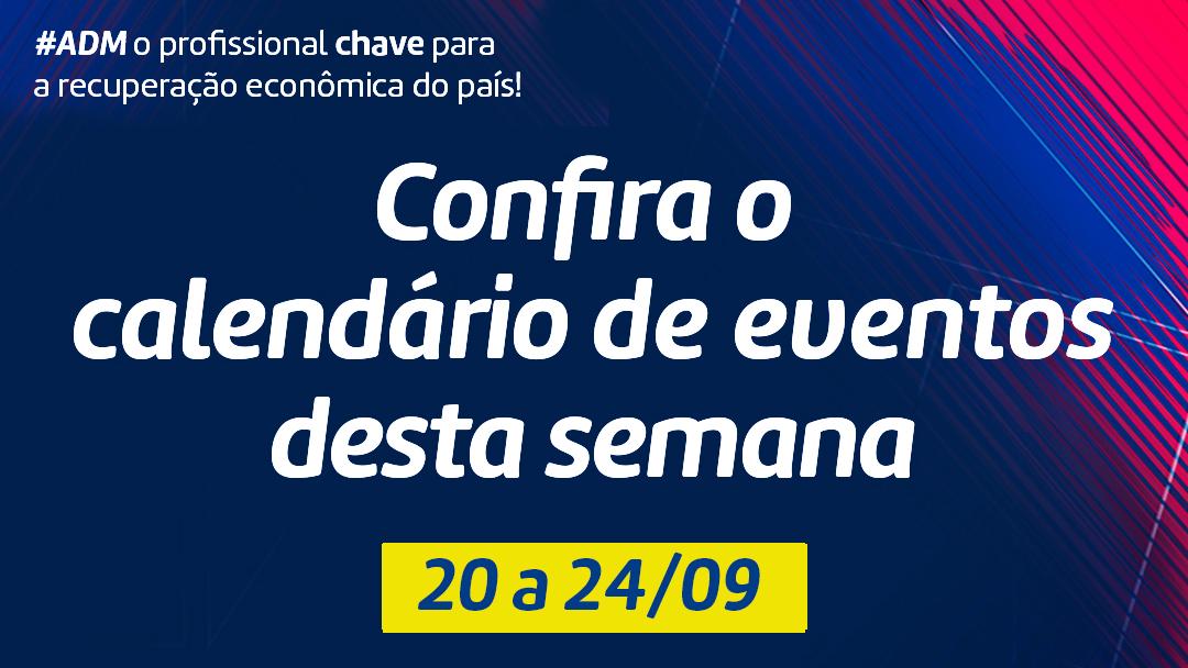 Read more about the article Segunda semana de capacitações no CRA-ES | Mês da Administração